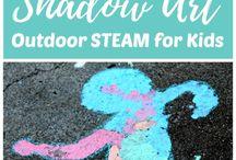 Summer Kids Activities / Outdoors, Boys, Learning, Water, Fun, Hacks, Science, Indoor, Preschool, Tweens, Free, DIY, Crafts, Creative Ideas, Science Experiments, Activities