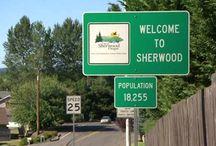 Sherwood Community Scene