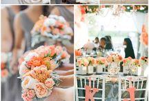 j wedding colors