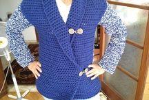 Loom Kimono Vest