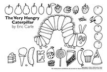 Letter Cc is for Caterpillar, and... / Printable and inspiration activities for learning the letter C.