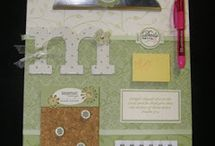 Clipboards / Decorative clipboards for gifts