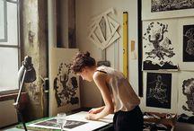 Studio Space //