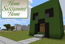 Games - Minecraft, Building Ideas
