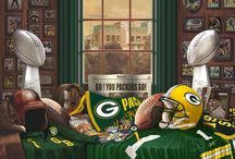 Green Bay Packers / by Jessica Castillo Noirot