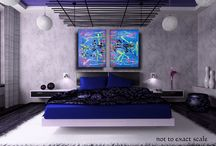 House and Home - Bedrooms