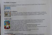 Maths maternelle