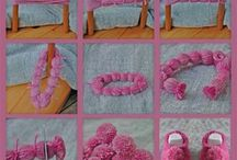 Woolly crafts