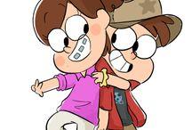 Random Cartoons