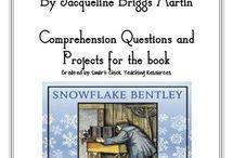 Snowflake Bentley / by Joanna Chudyk