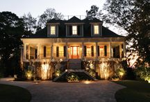 Low Country & French Creole Home Plans / We're loving the Lowcountry and all that bayou, creole, and laid-back Southern living has to offer! See stunning lowcountry style house plans, enjoy low country recipes, and discover other lowcountry finds right here!