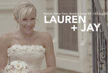 Kentucky Wedding Videos / Kentucky Wedding Videos by Sublime Wedding Films.
