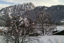 Switzerland / Visitando amigos