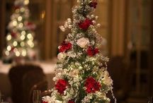 Wedding Themes | Classy Christmas / Adorable ideas for your Christmas themed Wedding