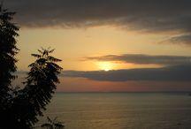 SUNSETS IN HAITI / The most beautiful sunrise & sunsets