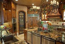 Fabulous Kitchens / by Sue Barnett
