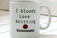 Wir lieben Handarbeiten - We love knitting and crocheting