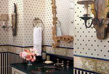 New Ellegance Collection / Colectia de gresie ceramica portelanata New Ellegance este ideala pentru placarea bailor intr-un mod original si elegant. www.galeriilenoblesse.ro