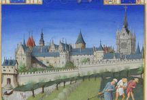 Duc de Berry Tres Riches Heures