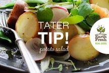 Tater Tips / Tips to help you out in the kitchen