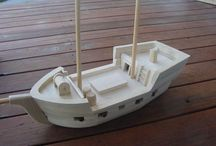кораблики для евы