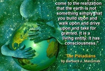Earth Conscience / Earth is a living organism We MUST care for