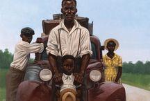 African-American Artist