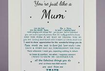 Mum, like a mum, step mom