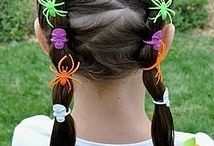 Hair style for kids