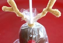Holidays - Christmas Treats / by Nicole Galeski