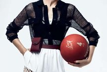 Sports Fashion Trend: Sporty Clothing / fashion, trend, sport,women, model, instagood, me, cute