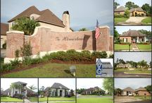 Homestead At Old Jefferson Subdivision Baton Rouge / Home styles in Homestead At Old Jefferson Subdivision Baton Rouge