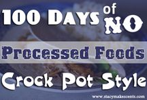 slow cooker and freezer meals