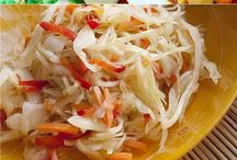 заготовки салаты