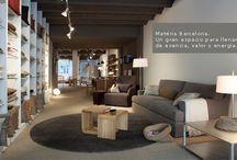 Matèria / Barcelona Shop Concept. http://www.blogmateria.es/