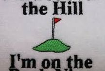 Golf Humor / It's not all fun and games. We've got the funny golf jokes.