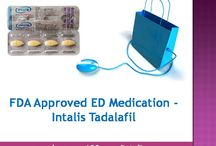 Intalis Tadafil / Intalis Tadalafil is also called as 'Le Weekenders' because of its long lasting effective results to make love session more enjoying with an ideal erection for at least 36 hours, hence it is prescribed to men only for the weekends. Go to - http://www.kamagra100.com/intalis.asp