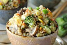 Quinoa façon riz