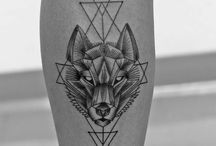 Geometric Tattoos