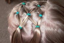 little girls hair dos
