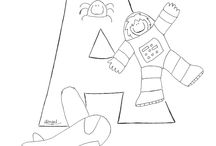 ABC INFANTIL I / Abecedario Infantil