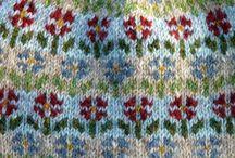 strikkemønstert