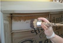 CHALK PAINT & PAINTED FURNITURE