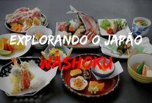 Comida Japonesa / Aqui você encontra a essência da comida japonesa. Das teorias usadas pelos japoneses para desenvolver sua culinária até os famosos sushi, sashimi e temakis... Tudo você encontra aqui!