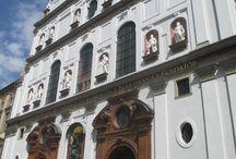 München/ Munich/ Deutschland/ Germany / Bilder von Sankt Michael