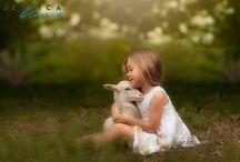 NIÑOS / La magia de la naturaleza y los niños juntos en hermosas imágenes!