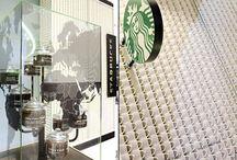 Caffé Inspiration / Great Retail interior design of Caffe Shops