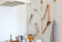 Pienet keittiöt ja ratkaisut