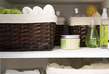 Clean, tidy and organized / by Susan Hughes
