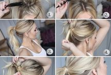 Hairstyles / Hairstyles to try now